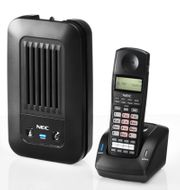 NEC Digital DECT Handset & Base Station Photo